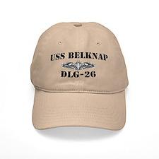 USS BELKNAP Cap