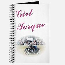 Girl Torque Notebook/Journal