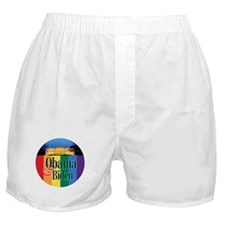 Obama-Biden Gay Pride 08 Boxer Shorts