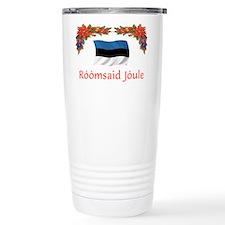 Estonia Roomsaid...2 Travel Mug