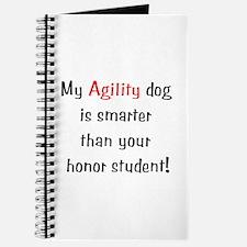 My Agility Dog is smarter... Journal