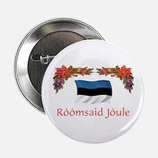 """Estonia Roomsaid...2 2.25"""" Button"""
