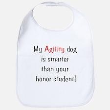 My Agility Dog is smarter... Bib