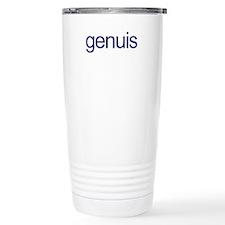 Genuis Travel Mug