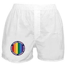 Obama-Biden Gay Pride 10 Boxer Shorts
