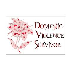 Domestic Abuse Survivor Posters