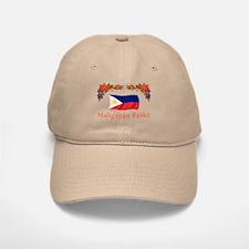Filipino Maligayan...2 Baseball Baseball Cap