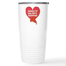Violence Survivor Travel Mug