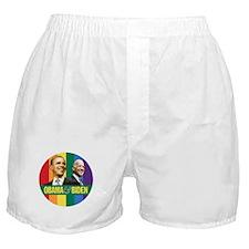 Obama-Biden Gay Pride 14 Boxer Shorts