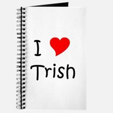 Cute Trish Journal