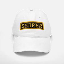 Sniper Tab Baseball Baseball Cap