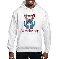 Domestic Violence Help Hoodie