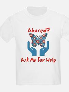 Domestic Violence Help T-Shirt
