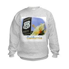 California Highway 101 Sweatshirt