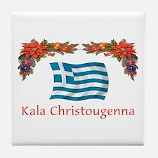 Greek Kala...2 Tile Coaster