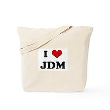 I Love JDM Tote Bag