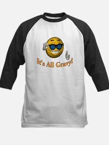 All Gravy Kids Baseball Jersey