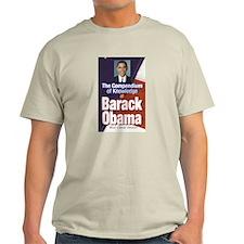 Barack Obama: Compendium of Knowledge T-Shirt