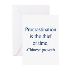 Chinese Proverb Greeting Cards (Pk of 10)