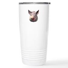 Lipstick Pig Travel Mug