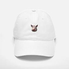Lipstick Pig Baseball Baseball Cap