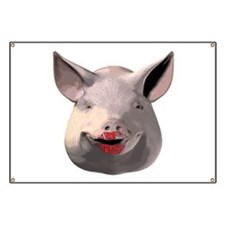 Lipstick Pig Banner