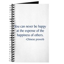 Chinese Proverb Journal