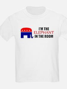 REPUBLICAN ELEPHANT SYMBOL GO T-Shirt