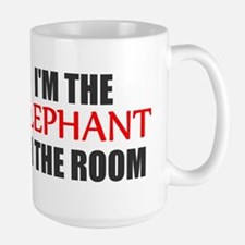 REPUBLICAN ELEPHANT SYMBOL GO Mug