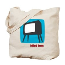 Idiot Box Tote Bag