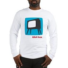 Idiot Box Long Sleeve T-Shirt