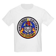 USS BIDDLE T-Shirt