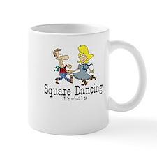 Square Dancing Mug
