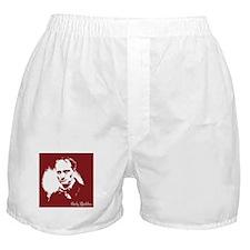 Charles Baudelaire Boxer Shorts