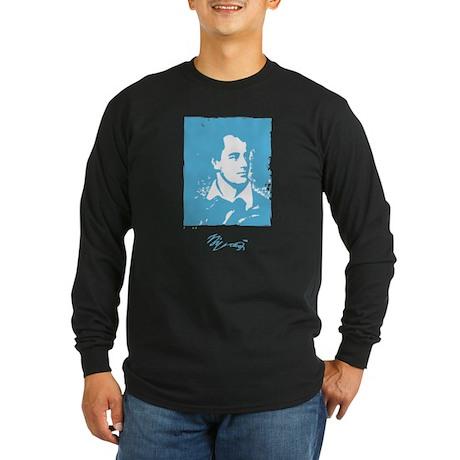 Lord Byron Long Sleeve Dark T-Shirt