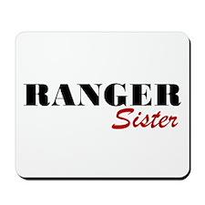 Ranger Sister Mousepad