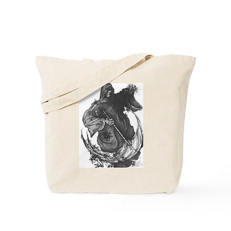 gothic grim reaper t shirts a Tote Bag