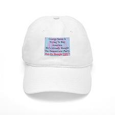 """George Soros Is Buying"" Baseball Cap"