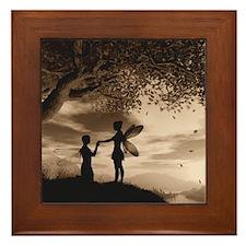 A Promise Framed Tile