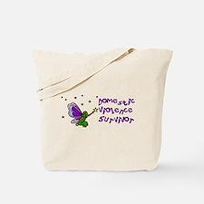 Domestic Violence Survivor Tote Bag