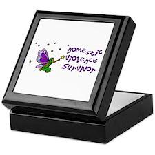 Domestic Violence Survivor Keepsake Box