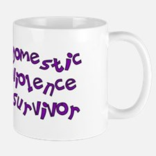 Domestic Violence Survivor Mug