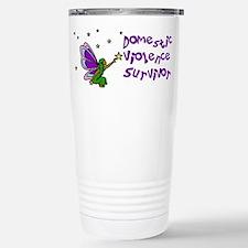 Domestic Abuse Angel Travel Mug