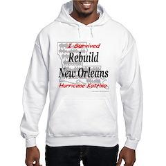 Rebuild New Orleans Hoodie