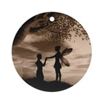 A Promise Ornament (Round)