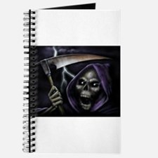 Halloween grim reaper Journal