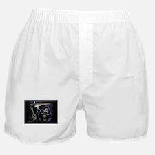 Halloween grim reaper Boxer Shorts