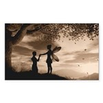 A Promise Rectangle Sticker 50 pk)