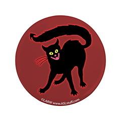 Devil Cat Red 3.5