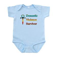 Domestic Violence Survivor Infant Bodysuit